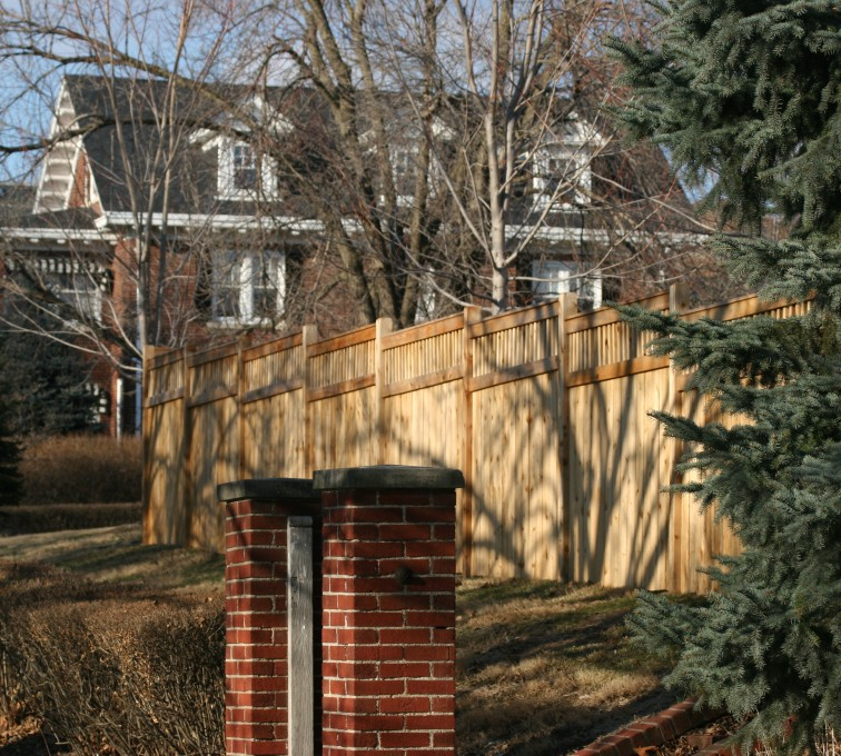Rochester Fence Company - Wood Fencing, 1047 Custom Dato