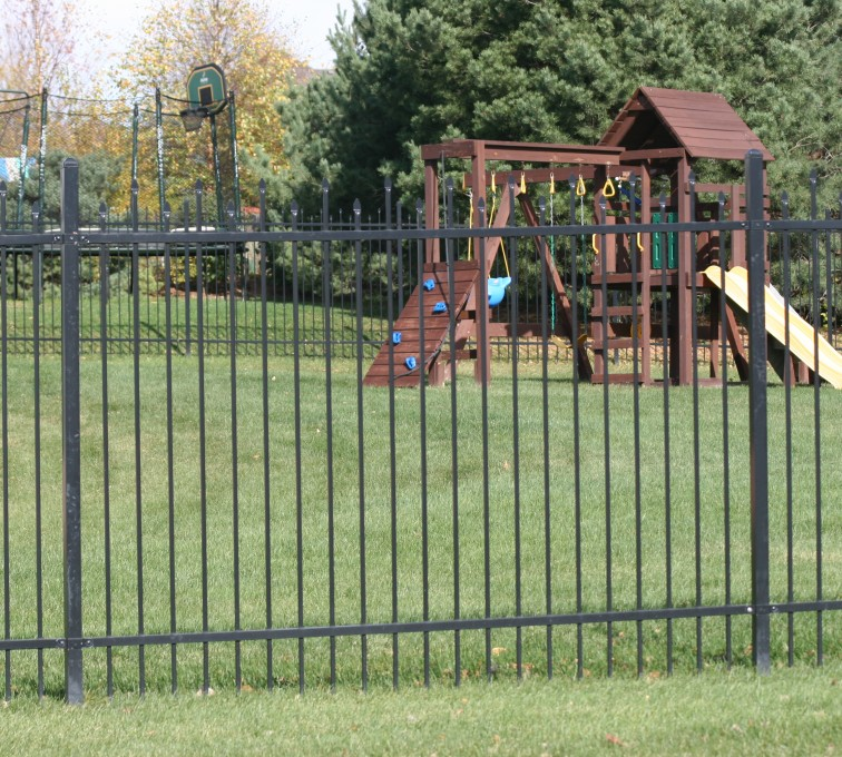 AFC Rochester - Ornamental Fencing, 1065 Ameristar 6' Warrier