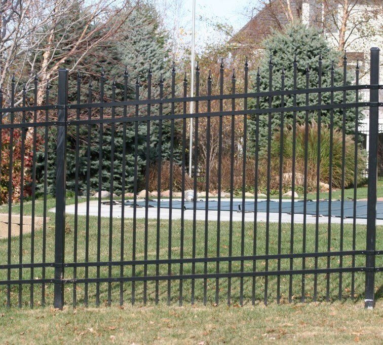 AFC Rochester - Ornamental Fencing, 1066 Ameristar 6' Warrior