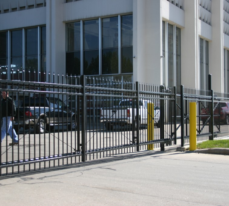 AFC Rochester - Ornamental Fencing, 1074 Energry Services Gate 2