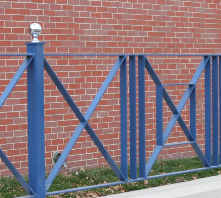 AFC Rochester - Custom Iron Gate Fencing, 1242 Potter Steet 2