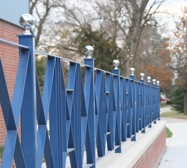 AFC Rochester - Custom Iron Gate Fencing, 1243 Potter Street 3