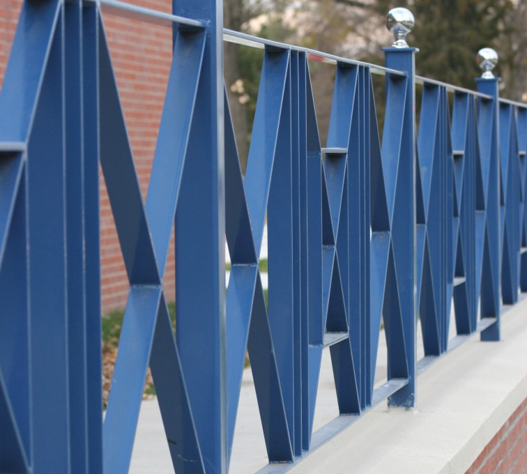 AFC Rochester - Custom Iron Gate Fencing, 1244 Potter Street 4