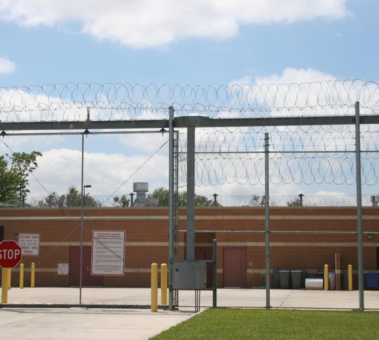 Rochester Minnesota Fence Company - Custom Gates, Estate Telephone Entry, 2100 Ty-Metal Plus Gate