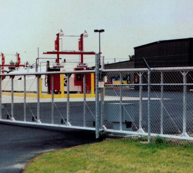 AFC Rochester - Custom Gates, 2108TyMetal Aluminum Structural Slide Gate