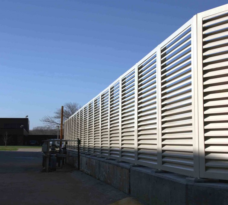 AFC Rochester - Louvered Fence Systems Fencing, 2224-Louvered-Fence-Web