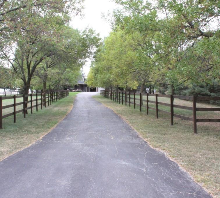 AFC Rochester - Wood Fencing, 3 Rail Ranch Rail - Consbruck