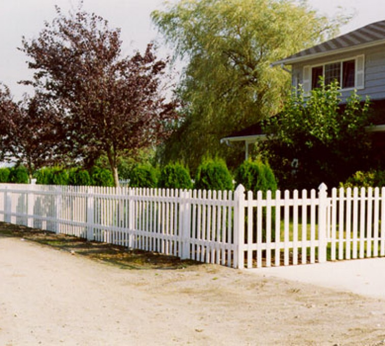 AFC Rochester - Vinyl Fencing, Straight Picket 1 568