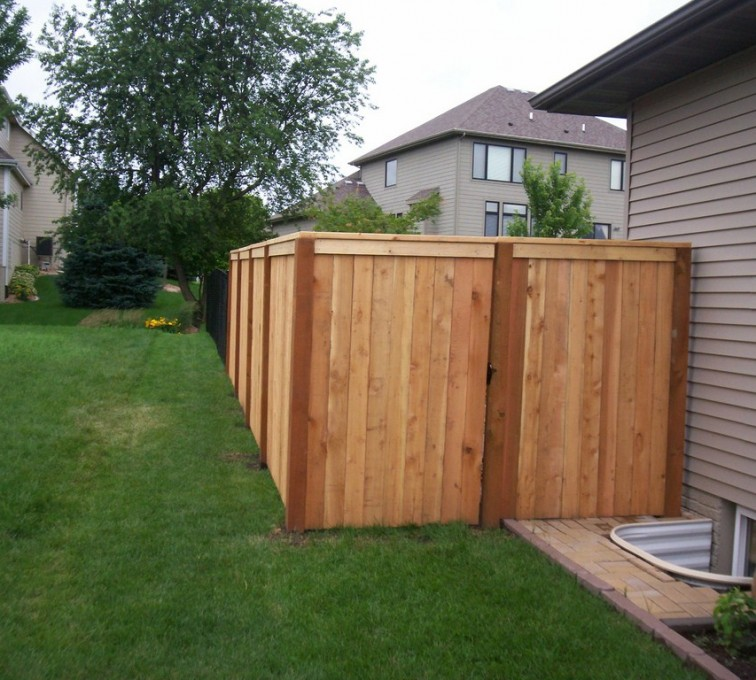 AFC Rochester - Wood Fencing, 6' Capboard - AFC - IA