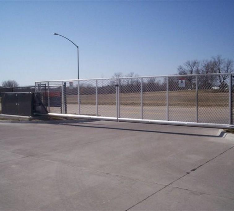 AFC Rochester - Custom Gates, 6' Double Tilt Away Gate - AFC - IA