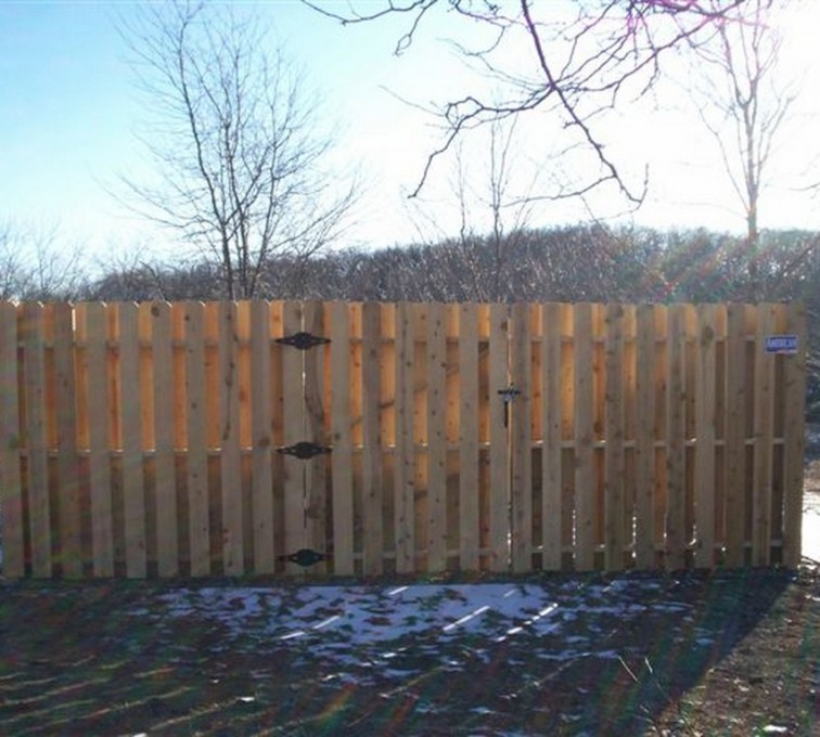 AFC Rochester - Wood Fencing, 6' Board on Board - AFC - IA