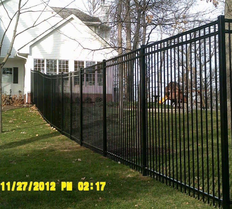 AFC Rochester - Ornamental Fencing, 6' Montage Majestic - AFC -IA