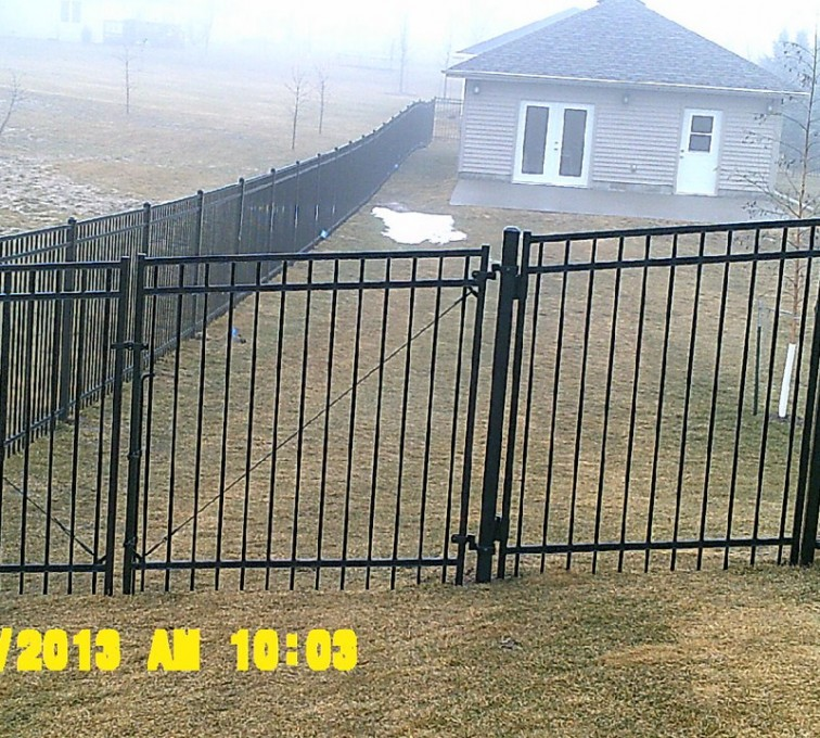 AFC Rochester - Ornamental Fencing, 6' Montage Majestic - AFC - IA