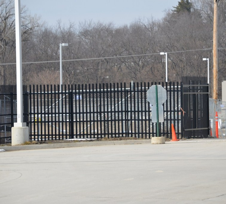 AFC Rochester - K-Rated Vehicle Restraint Systems Fencing, 8' Crash Rated Ornamental Impasse 3 - AFC - IA