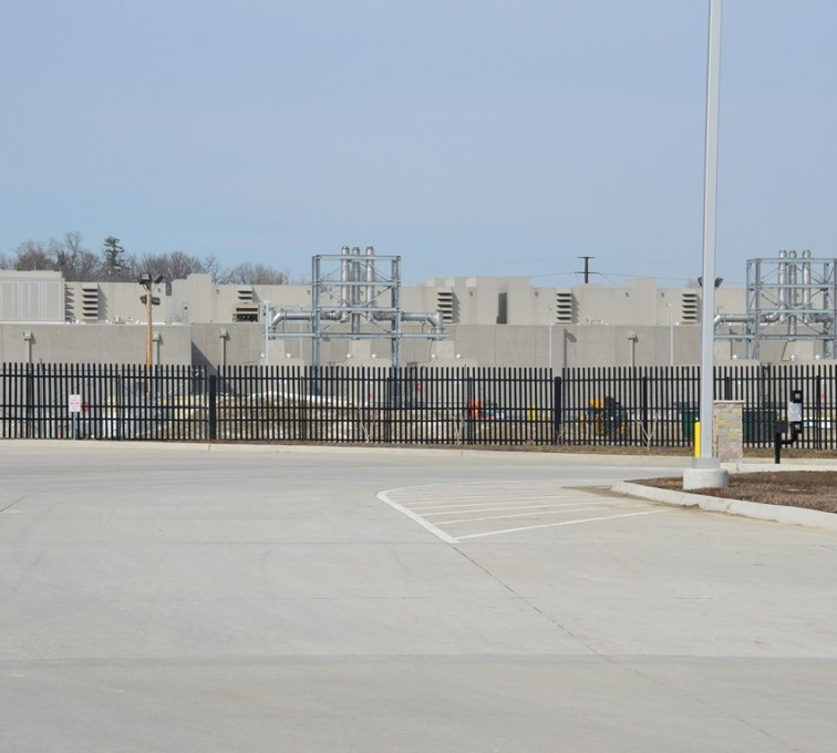 AFC Rochester - K-Rated Vehicle Restraint Systems Fencing, 8' Crash Rated Ornamental Impasse 4 - AFC - IA