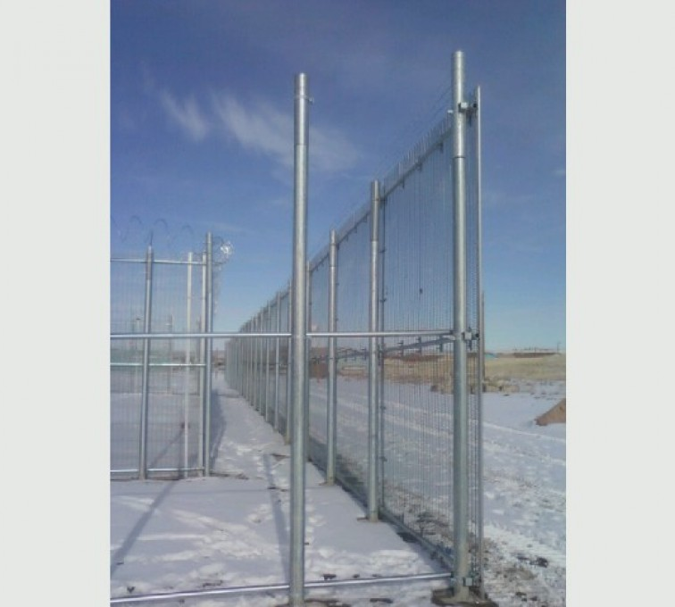 AFC Rochester - High Security Fencing, Anti-Climb Mesh