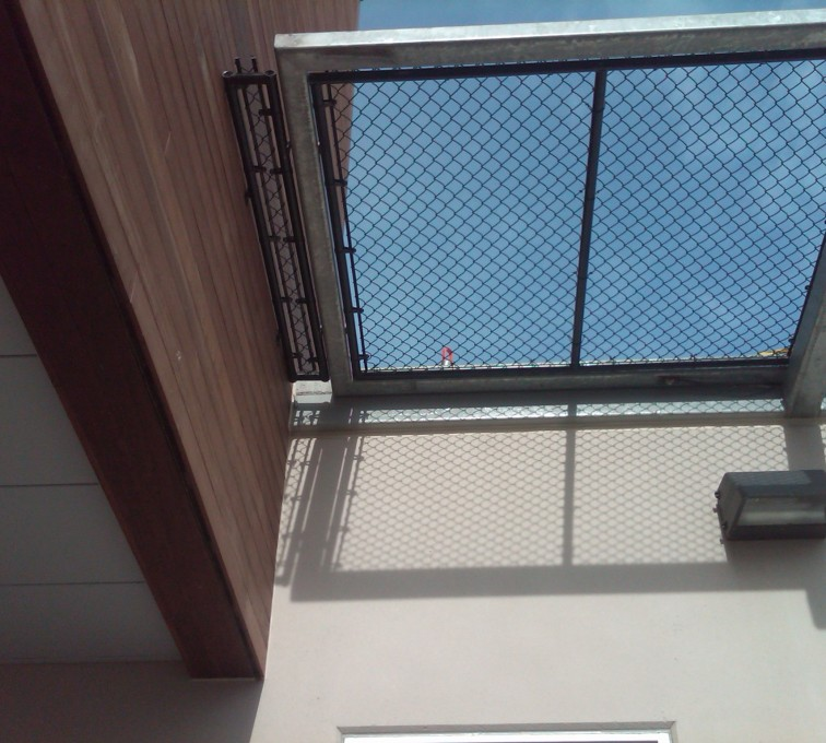 AFC Rochester - Chain Link Fencing, Bellevue Hospital 25th and Cornhusker(12)