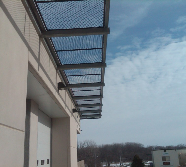 AFC Rochester - Chain Link Fencing, Bellevue Hospital 25th and Cornhusker(13)