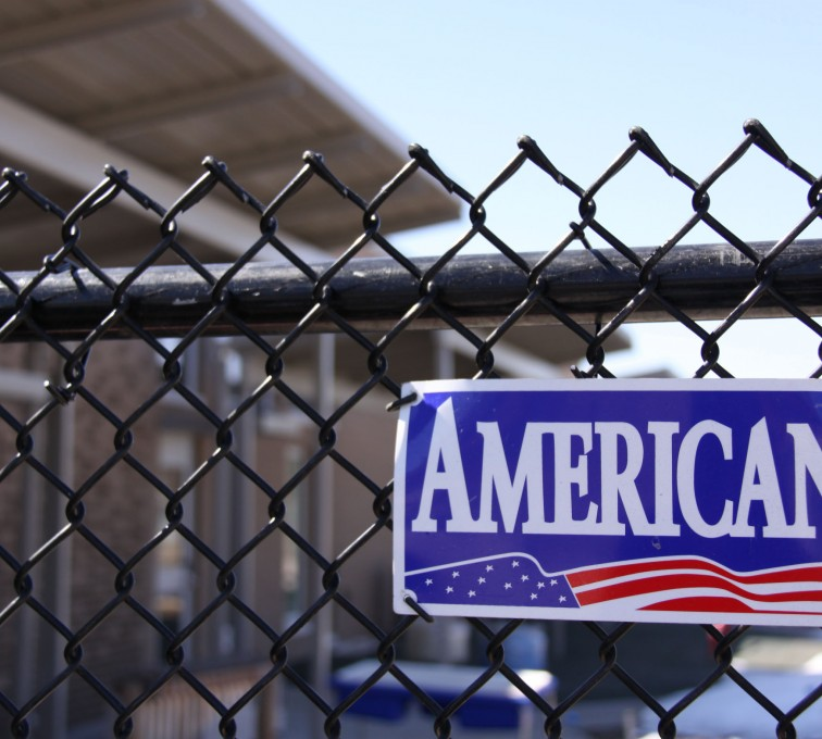 AFC Rochester - Chain Link Fencing, Black Vinyl Chain Link Fence