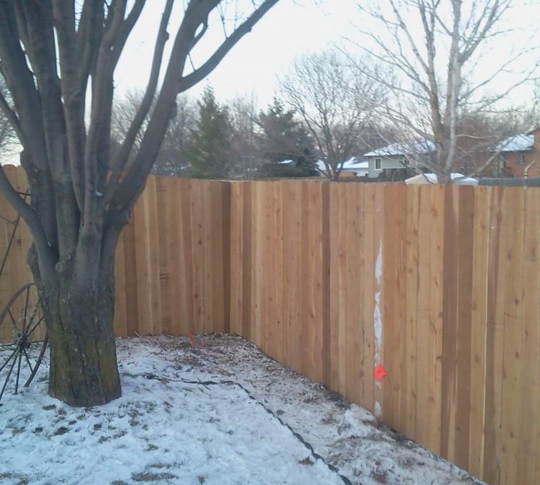 AFC Rochester - Wood Fencing, Cedar Privacy 03 AFC, SD