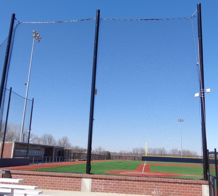 AFC Rochester - Sports Fencing, Commercial - Backstop - AFC-KC
