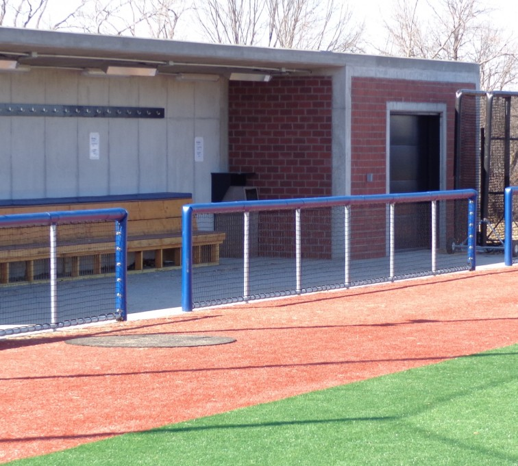 AFC Rochester - Sports Fencing, Commercial - Railing - AFC-KC
