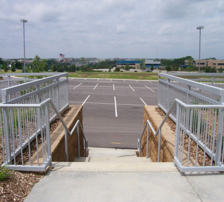 AFC Rochester - Custom Railing, Covnetry- 170th and Dodge - Omaha 1