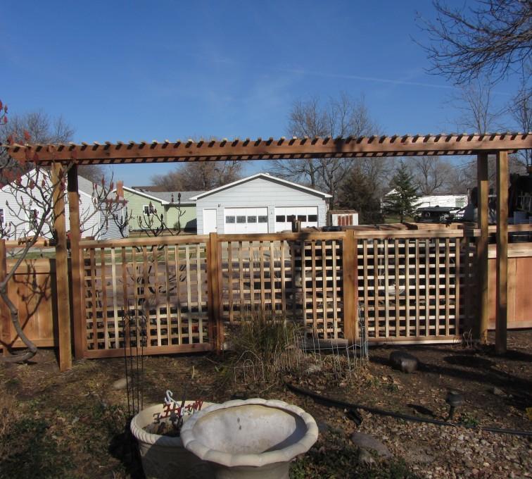 AFC Rochester - Wood Fencing, Custom Cedar 11