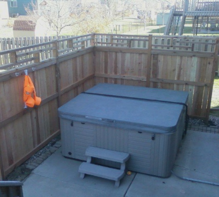 AFC Rochester - Wood Fencing, Custom Cedar Privacy 08