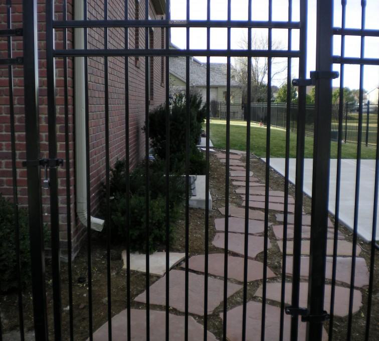AFC Rochester - Custom Gates, Custom Iron - AFC - Grand Island