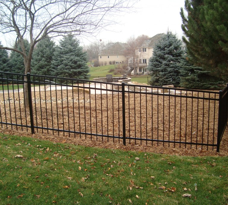 AFC Rochester - Ornamental Fencing, Fence (41)