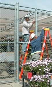 Rochester fence company fencing contractors Minnesota fence installation manufacturing employment jobs