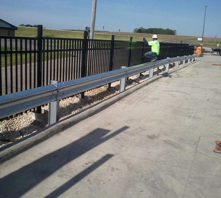 AFC Rochester - Ornamental Fencing, Guardrail and 3 Rail Ornamental - AFC - IA