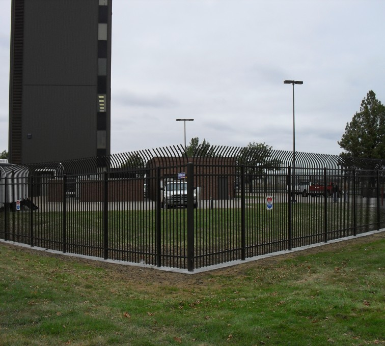 AFC Rochester - Ornamental Fencing, High Security Ornamental