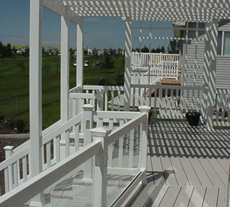 AFC Rochester - Specialty Product Fencing, Pergola MVC-235S