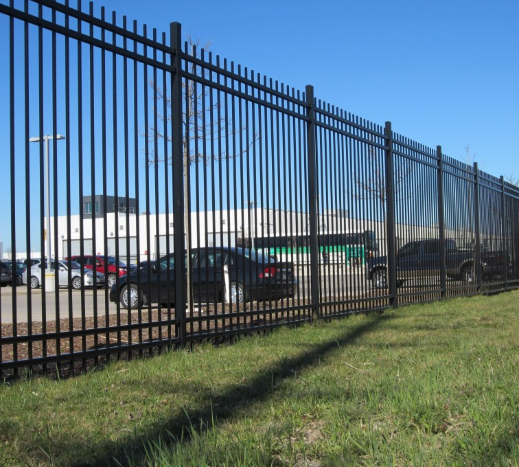 AFC Rochester - American Ornamental Fencing, Commercial Spear Top