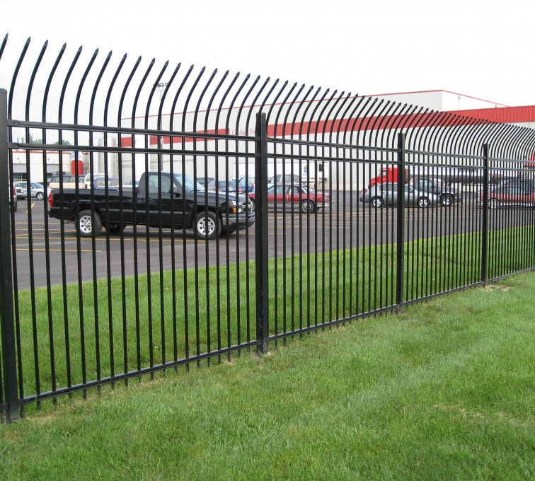 AFC Rochester - American Ornamental Fencing, Commercial