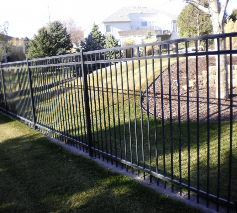 AFC Rochester - Ornamental Fencing, Ornamental Montage Majestic - AFC - Grand Island