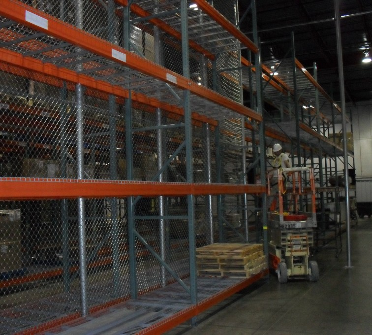 AFC Rochester - Chain Link Fencing, Pfizer