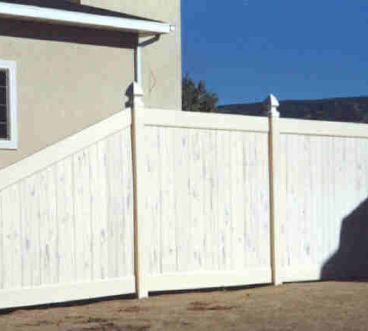 AFC Rochester - Vinyl Fencing, Privacy Cedarcrest (618)