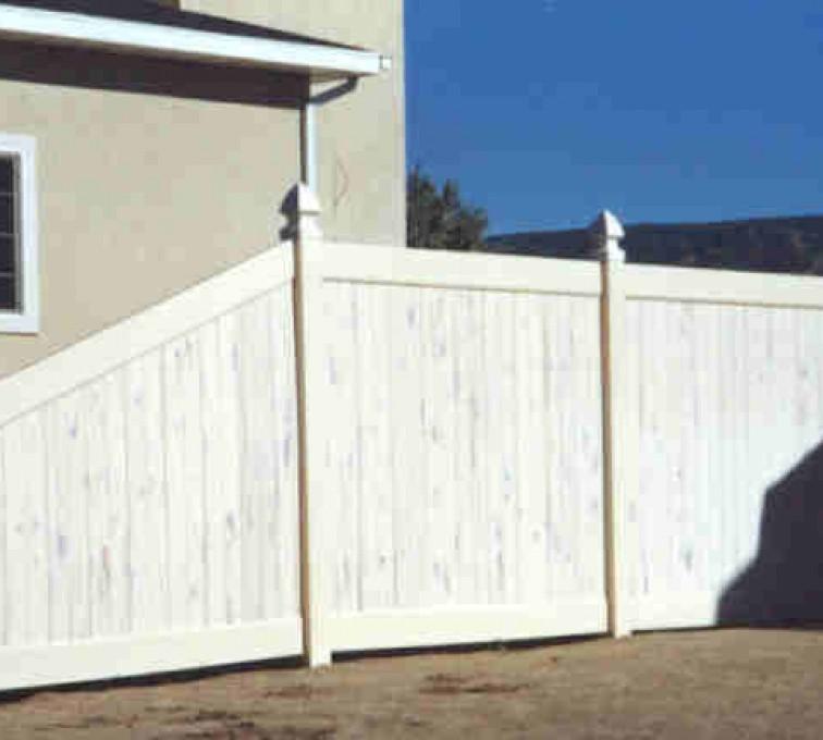 AFC Rochester - Vinyl Fencing, Privacy Cedarcrest (618)