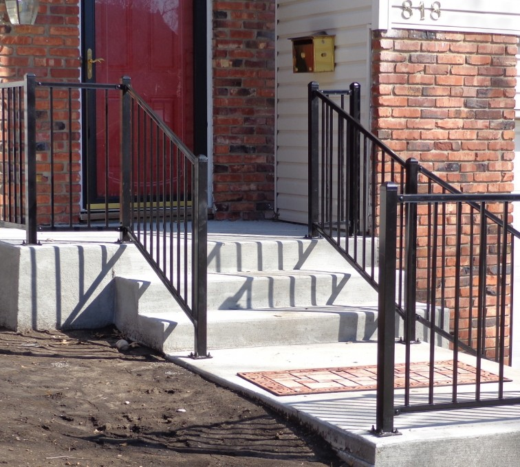 AFC Rochester - Custom Railing, Ornamental (2)- AFC-KC