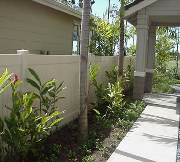 AFC Rochester - Vinyl Fencing, Solid Privacy (605)