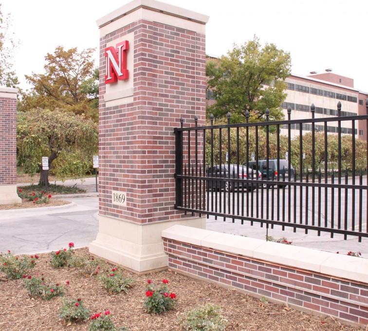 AFC Rochester - Custom Iron Gate Fencing, UNL #3