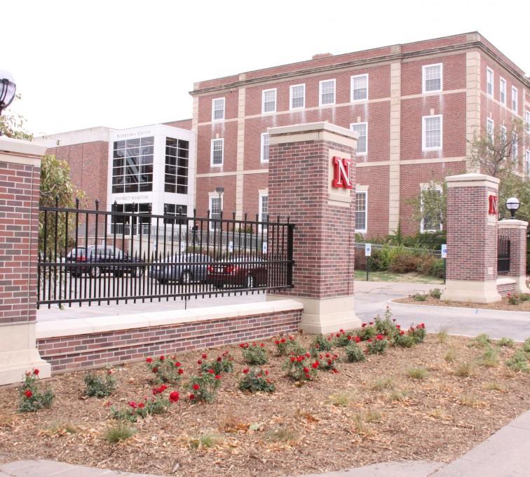 AFC Rochester - Custom Iron Gate Fencing, University of Nebraska
