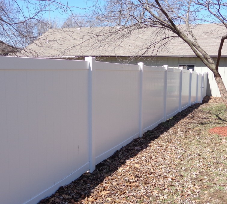AFC Rochester - Vinyl Fencing, 6' Privacy - AFC-KC