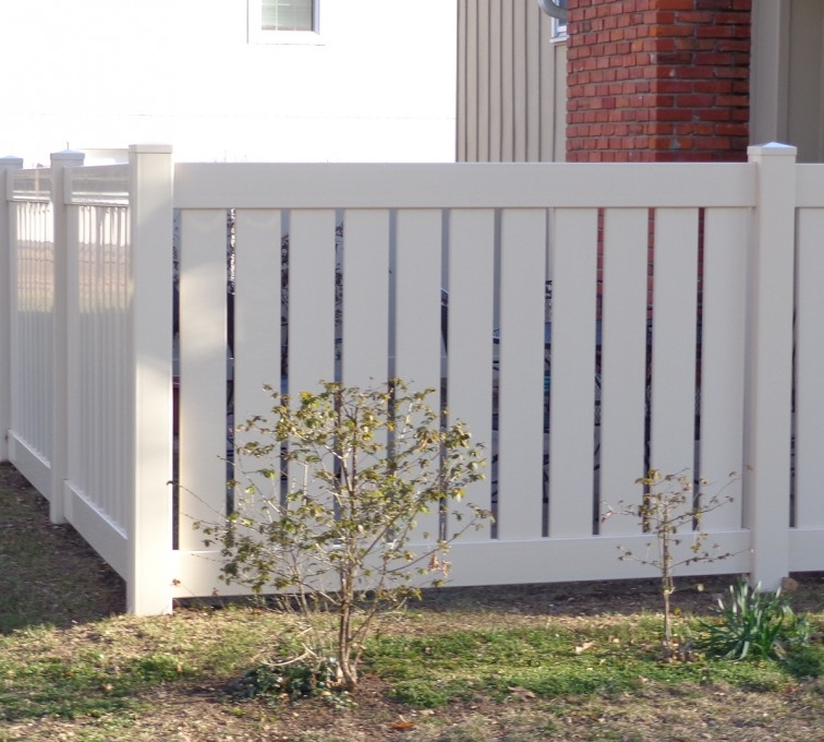 AFC Rochester - Vinyl Fencing, Vinyl Semi-Private - AFC-KC