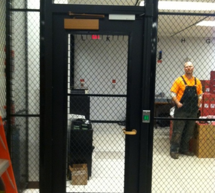 AFC Rochester - Woven & Welded Wire Fencing, Wire Mesh Partitions - AFC - IA