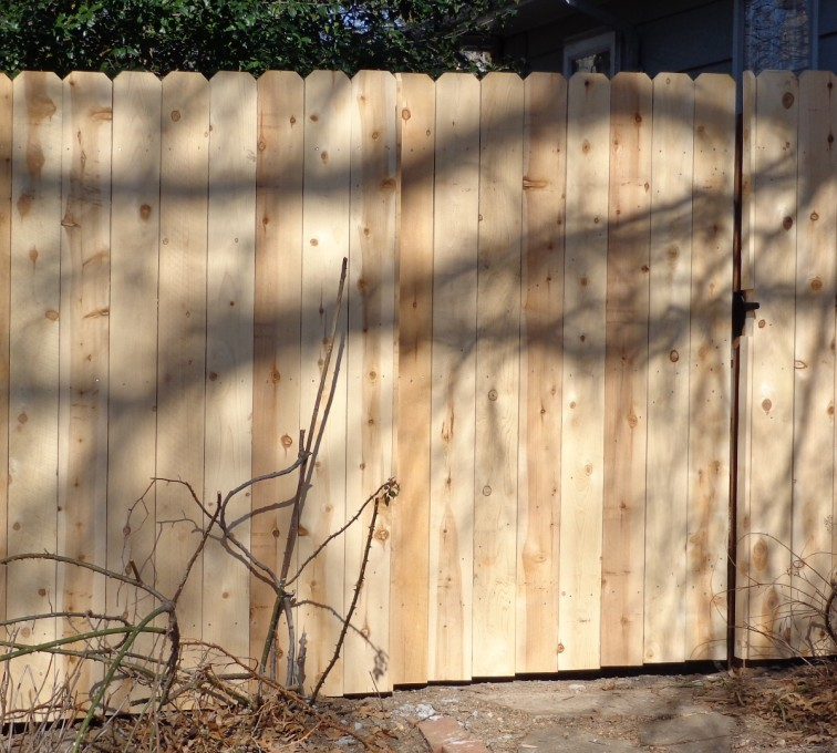Rochester Minnesota Fence Company - Wood Fencing, 6' Privacy - AFC-MN
