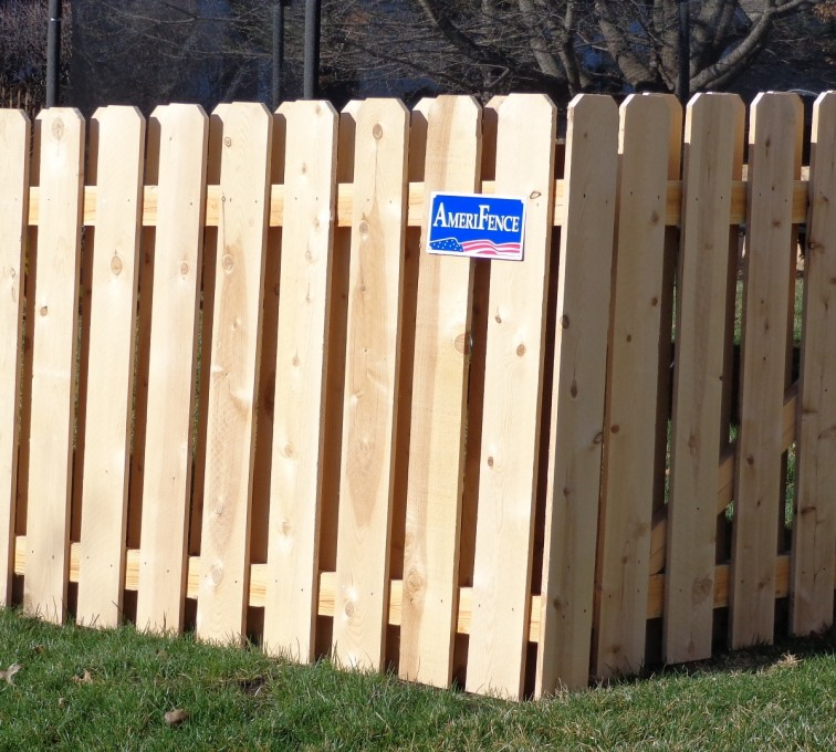 AFC Rochester - Wood Fencing, Board on Board - AFC-KC